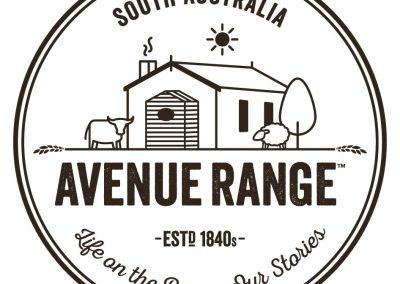 Avenue Range Logo title