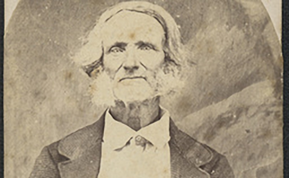 Avenue Range pioneer John 'Jacky' White