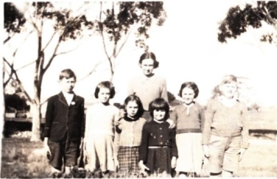 Avenue Range School 1941